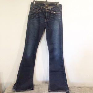 Lucky Brand | Sofia Boot Cut Dark Wash Jeans